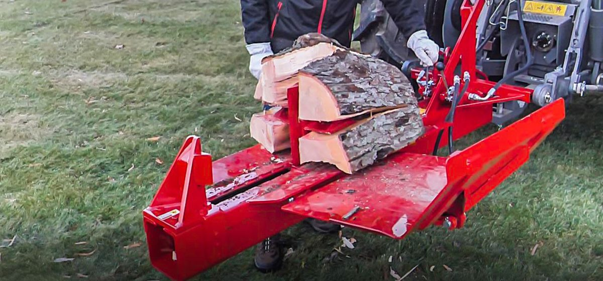 4403 Log Splitter